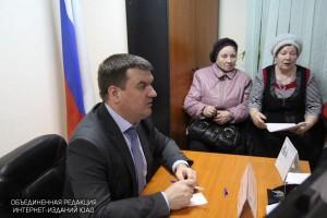Глава управы Роман Заковыркин
