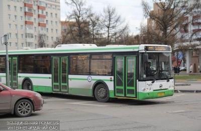 В районе решат проблемы с работой автобуса №162