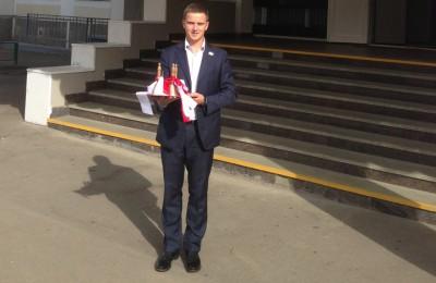 Депутат Иван Тимохов: Современное приложение об образовательных учреждениях должно отражать их жизнь