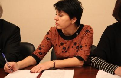 Глава муниципального округа Москворечье-Сабурово Наталья Заусаева