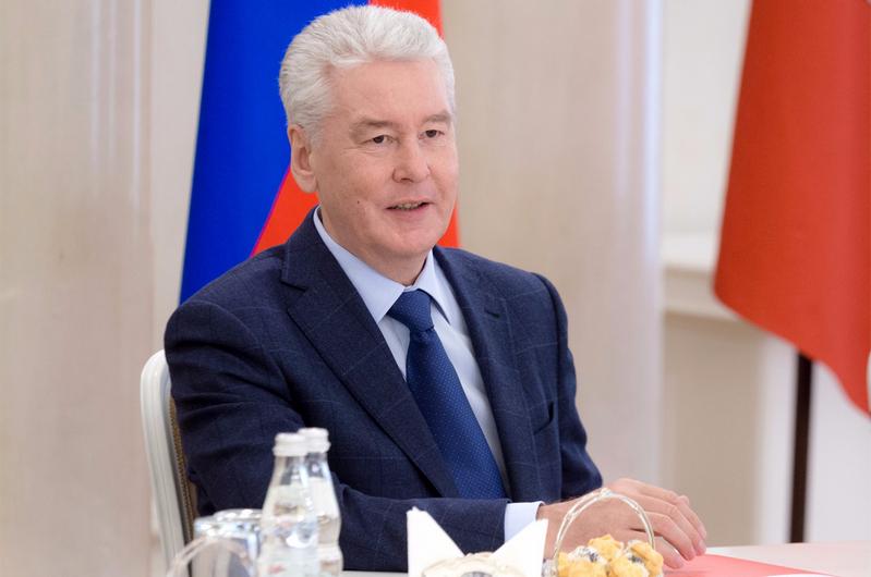 Сергей Собянин вручил государственные награды заслуженным москвичам