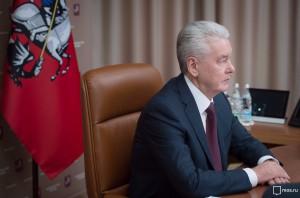 Мэр Москвы Сергей Собянин: В городе заменят 5080 лифтов