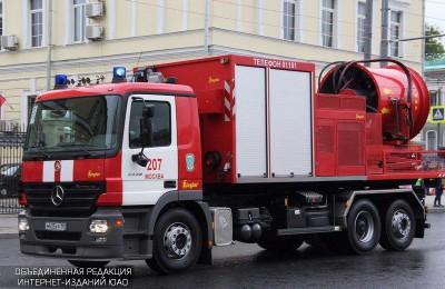 Новое пожарное депо появится в Южном округе