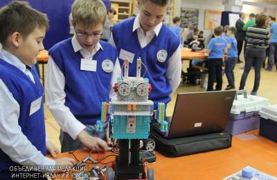 Открытый урок по роботостроению пройдет в честь Международного дня семей