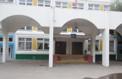 Школа № 982