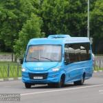 Новая маршрутка на Шипиловской улице