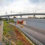 Развязка МКАД с Каширским шоссе