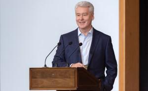 Мэр Москвы Сергей Собянин: В 2017 году развитие города продолжится