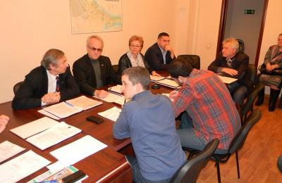 Заседание Совета депутатов муниципального округа Москворечье-Сабурово