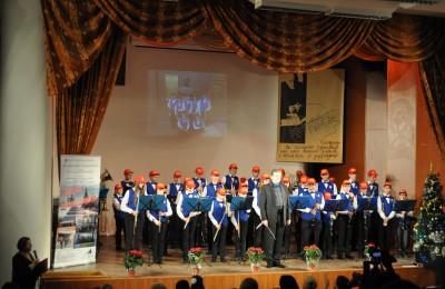 В Москворечье-Сабурове прошло мероприятие, приуроченное к 75-летию битвы под Москвой