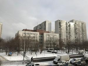 Поликлиника в районе Москворечье-Сабурово