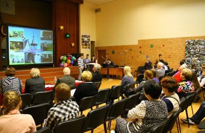 Юношеская научно-познавательная ассамблея прошла в районе Москворечье-Сабурово
