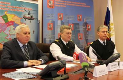 В Москве в ближайшие пять лет обновят парк пожарных вертолетов