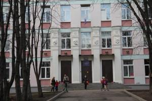 ГиГимназия № 1579 в Москворечье-Сабурове