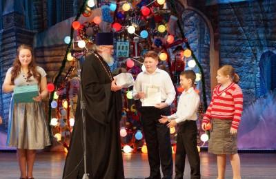 В районе Москворечье-Сабурово прошел детский фестиваль