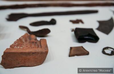 В Москве нашли артефакт XVI века