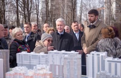 Мэр Москвы Сергей Собянин: В 2018 году в столице не останется ветхих пятиэтажек