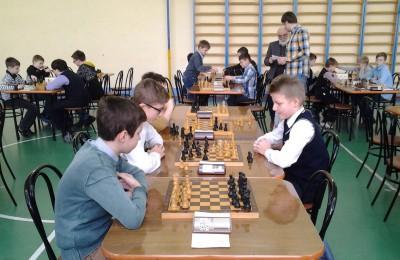 Юные шахматисты района показали свои силы в межрайонном турнире