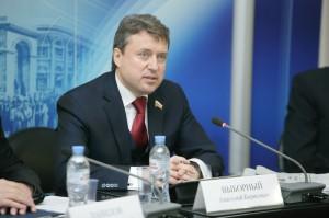 Депутат Госдумы Анатолий Выборный