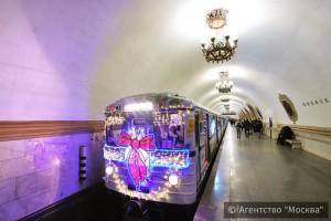 Около 400 тысяч пассажиров в новогоднюю ночь воспользовались общественным транспортом