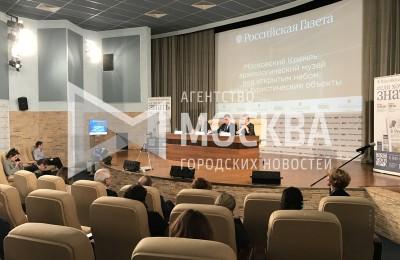 Дмитрий Сергеев: В Москве откроют музей археологии Кремля