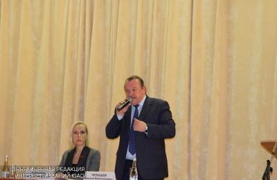 Префект Алексей Челышев в январе ответит на вопросы жителей Южного округа