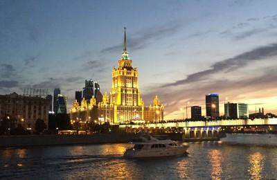 «Час Земли» пройдет в Москве 25 марта