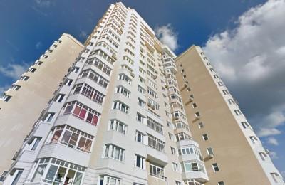 Улица Борисовские пруды, дом 5, корпус