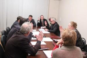 Заседания Совета депутатов