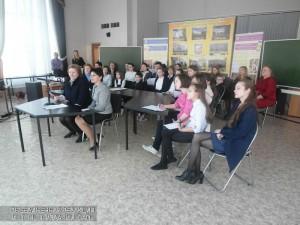 Открытие Первого межрегионального экологического медиафестиваля для школьников