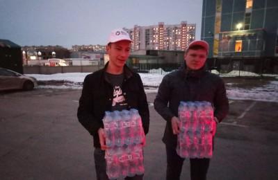Молодежная палата района Москворечье-Сабурово