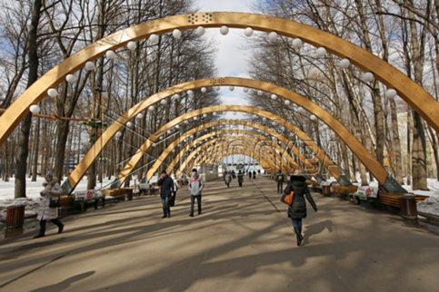 Впарках столицы стартует фестиваль «Ворвись ввесну»