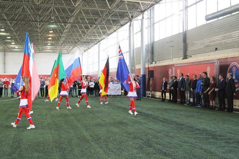 Москва на100% готова кпроведению Кубка конфедераций ФИФА