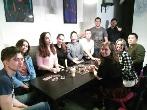 Члены молпалаты района Москворечье-Сабурово провели «Космовечер»
