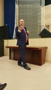 Политический и государственный деятель Владимир Плигин