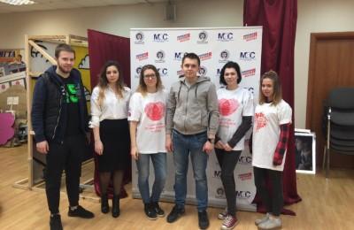 Студенты МГТА приняли участие в акции «День донора»