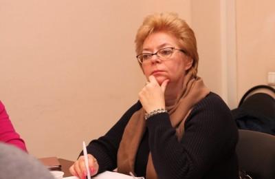 Депутат муниципального округа Москворечье-Сабурово Елена Ковалева