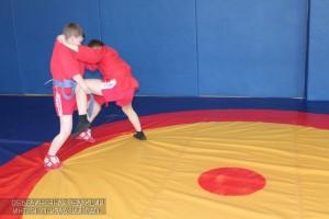 В спортзале «Сабурово» состоялся открытый турнир по самбо «Кубок памяти»