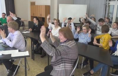 """В школе №2000 завершился """"Медиафестиваль"""""""