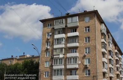 Жилой дом на юге Москвы