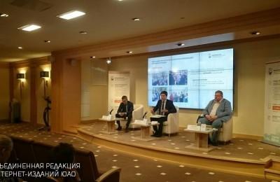Пресс-конференция по вопросу программы реновации в Москве