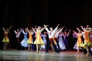 Концерт в Москворечье-Сабурово