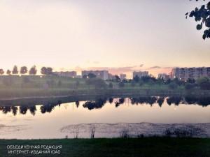 Парк на юге Москвы