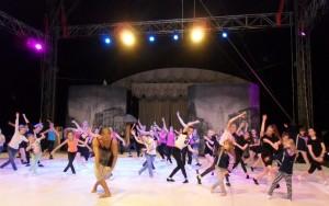 Образцовый самодеятельный коллектив «Детско-юношеский ансамбль бального танца «Юный Эстовец»