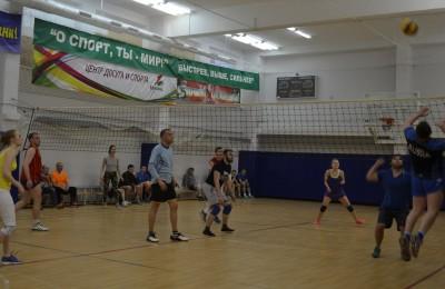 "Волейбол Фото: из архива ""Вертикали"""