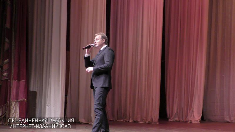 Около 500 человек собрал концерт коДню памяти искорби вЮАО