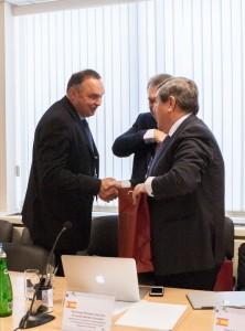 государственные регистраторы России и Испании обмениваются опытом
