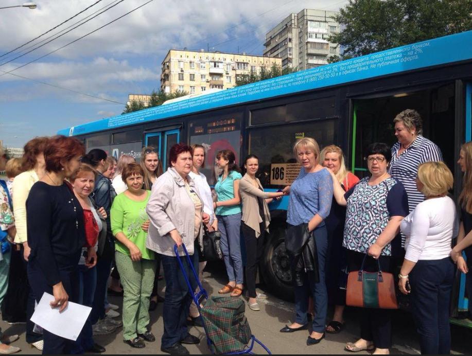 На Даниловской набережной появился дополнительный маршрут автобуса №186.