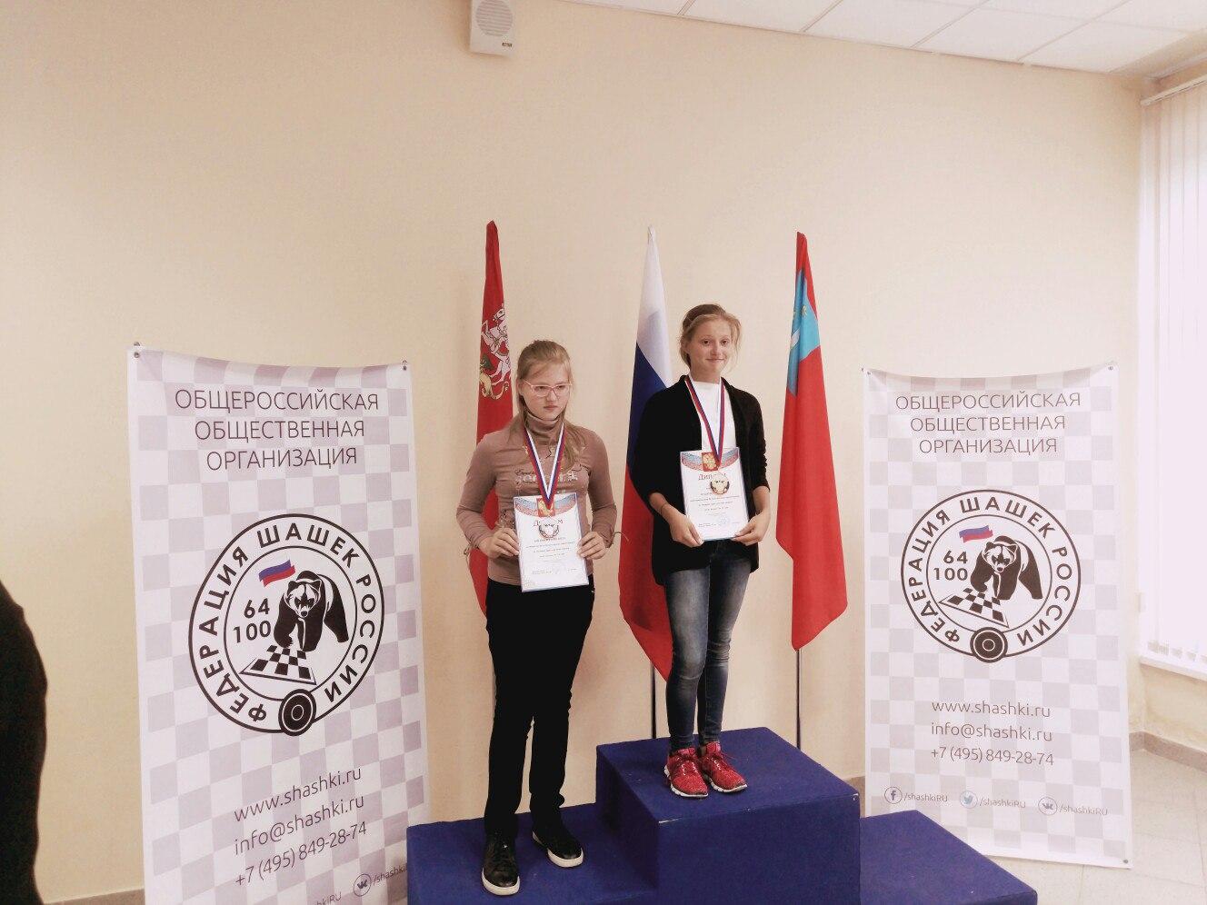 Стефания Кушкова Фото: из архива сборной