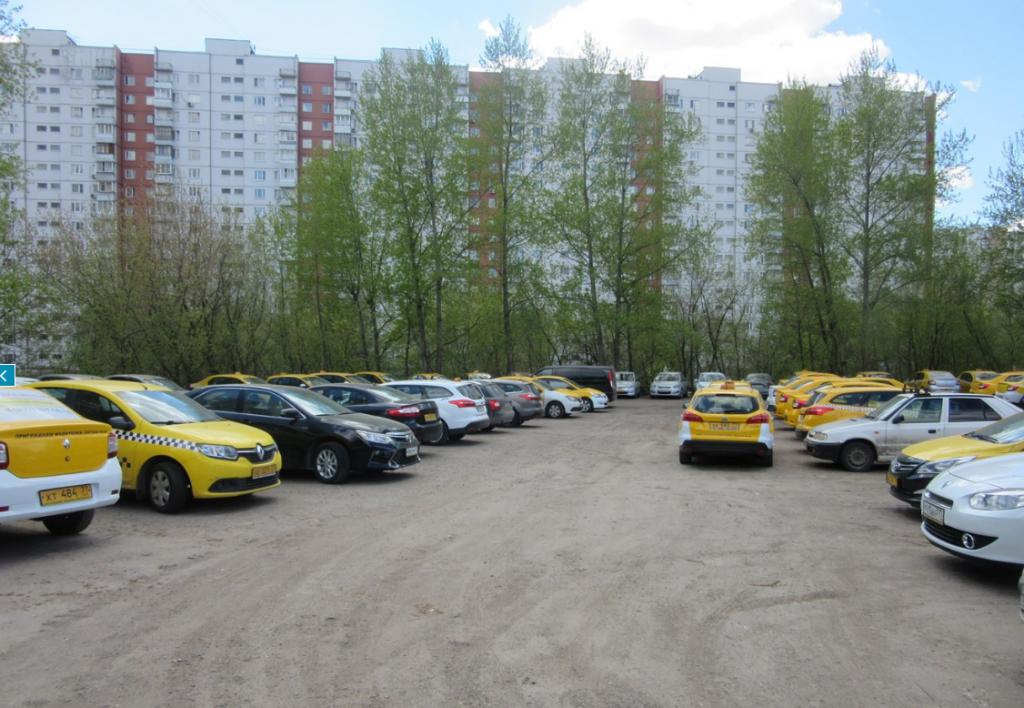 Территория, выставленная на торги Фото:https://investmoscow.ru/